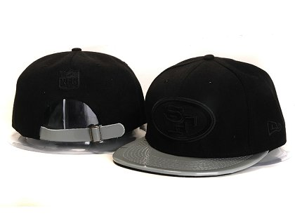 San Francisco 49ers New Type Snapback Hat YS 6R71